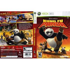 Jogo Xbox 360 Kung Fu Panda Usado!