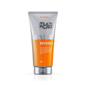 Shampoo Helcla Multiação Luxury Bomba 400ml