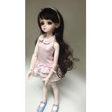 Boneca Bjd recast 1/4 Doll Sem Peruca, Roupas E Sapatos