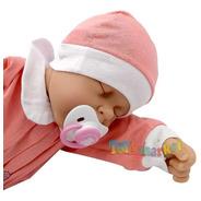 Bebote Real Recién Nacido 58 Cm Bebe Reborn Casita Muñecas