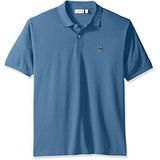 Camiseta Lacoste Chine Fabric L.12.64 Original Fit Polo 1