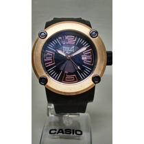 Relógio Everlast Analógico Pulseira Silicone E085 Original