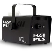 Maquina De Fumaça Pls F-650 400w Com Controle Remoto M1 220v