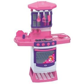 Brinquedo Infantil Cozinha Magica Para Casinha Menina Magic