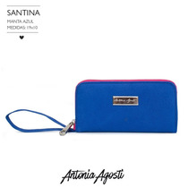 Billetera De Cuero - Antonia Agosti