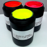 Carrier Fluor Tintas Acuosa Serigrafia Textil Estampado X Kg