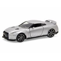 Nissan Gtr R35 Velozes E Furiosos 7 Jada Toys 1:32 Jad-97383