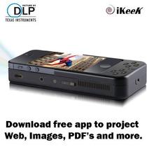 Proyector De Bolsillo Para Iphone 4 4s 5 5s De Lujo