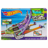 Hot Wheels - Pista Split Speeders