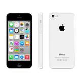 Celular Apple Iphone 5c 16gb Blanco - 6 Pagos