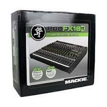 Consola Mackie Profx16usb 16 Canales Nueva En Remate!