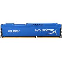 Memória Kingston Hyperx Fury 8gb 1600mhz Ddr3