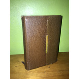 Libro, Biblia Casiodoro De Reina, Valera 1960, Debolsillo.