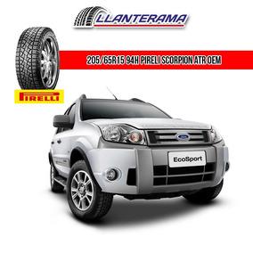 Llanta 205/65r15 94h Pireli Scorpion Atr Oem Ford Eco Sport