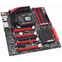 Asus Maximus Vi Extreme Lga 1150 Intel Z87 Hdmi