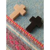 Promo 20 Cruces De Madera - Santería Rosarios / Denarios