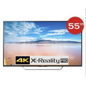 Tv Sony 4k Hdr 55 Pulgadas Incluye Iva Bravia