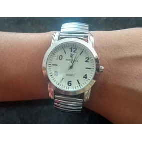 54e77f9a528 Pulseira Potenzia - Relógios De Pulso no Mercado Livre Brasil