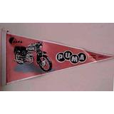Banderín Moto Puma 5a. Serie 200 C.c. Super Sport - Cipa