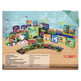 Paquete De 26 Libros De Preescolar Y Kinder Con 2 Antifaz
