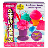Kinetic Sand Helados Arena Ice Cream Treats Masa Educando