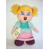 Boneca De Pelucia Xuxa Baruel Baby Xuxinha - 28cm