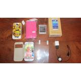 Samsung S4 Mini Usado- Personal- Bateria Nva Y Accesorios