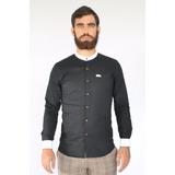 Camisa Slim Fit Con Bolsillo Decorativo,liquidacion