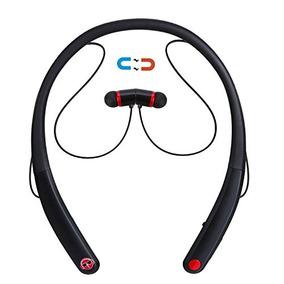 Bluetooh Headphones, Stoon V4.0 Wireless Sweatproof Neckban