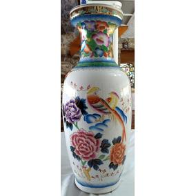Jarron Porcelana 60 Cm Alto 80 Diametro