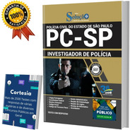 Apostila Investigador De Polícia Civil Sp Concurso Pc Sp