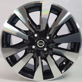 Rodas Nissan Kicks 16 Pcd Sl