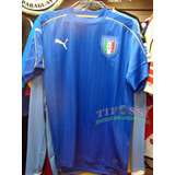 Camisetas de Selecciones Italia en Mercado Libre Chile f92762189c0ae