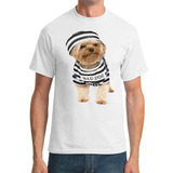 Remera Yorkshire Terrier Bad Dog