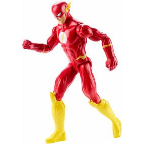Boneco The Flash Personagem Liga Da Justiça 30 Cm - Mattel