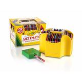 Crayola Coleção Ultimate 152 Cores - Giz De Cera - No Br