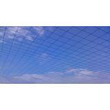 Rede De Proteção P/ Cobertura Quadra/campos - Fio 2 Malha 15