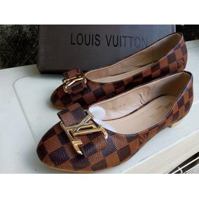 Flats Louis Vuitton Dama Envío Gratis