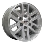 Jogo 4 Roda 17 Toyota Hilux 6x139 Sw4 Ranger L200 R37 Kr