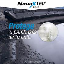 ¡parabrisas A Prueba De Agua Por 3 Años! Nano Depot
