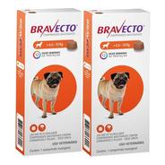 Bravecto Combo ( 2 ) Unid De 4,5 A 10kg