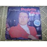 Pedrito Rico / Y Viva España - Lp De Vinilo Autografiado
