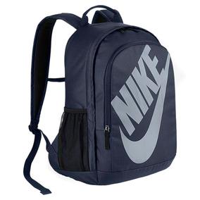 Mochila Masculina Nike Ba5217-451 Azul/cinza