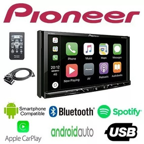 Estéreo Pioneer Avh-z5050bt Usb Bluetooth Car Play