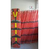 Camilla Plastica Emergencia+soporte+arnesreflec+señal+envio