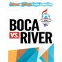 Entrada Boca Riber Mdq Popular Lado Boca