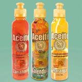 Aceites Naturales Argán,naranja,coco,uva, Y Mas De Herbacol