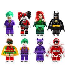 Minifigures Lego Batman Movie Batman O Filme Coringa Alerqui