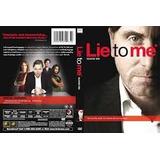 Dvd Lie To Me - Engana-me Se Puder - 1ª Temporada - 4 Discos