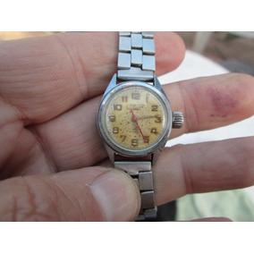 Reloj Dama Antiguo A Cuerda Urbita ..suizo 17 Rubies